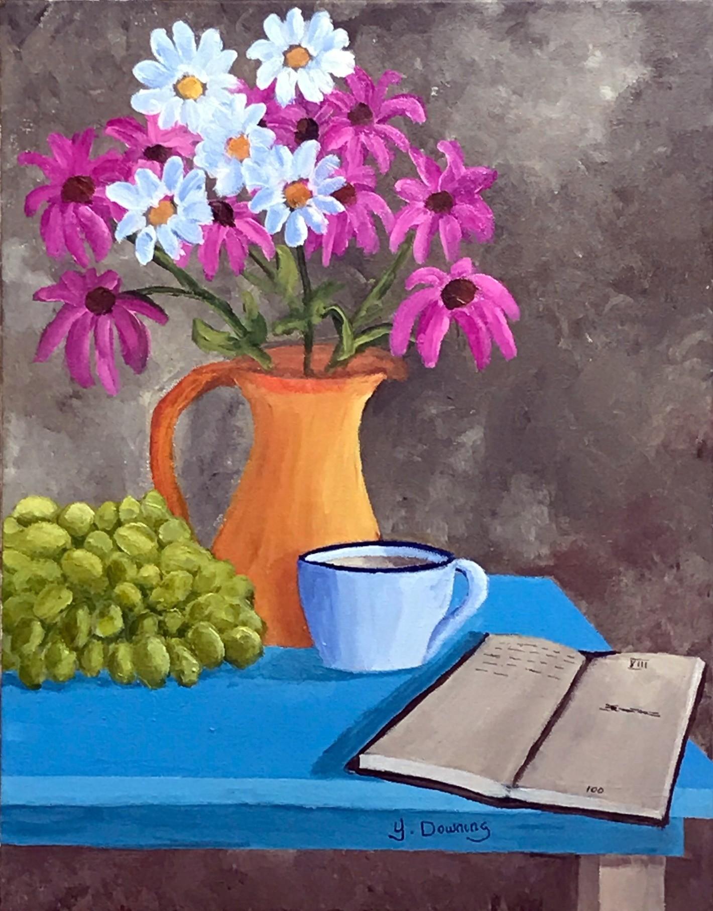 Yves Downing - des fleurs pour toi