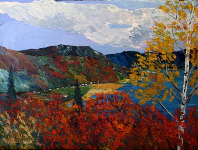 Yves Downing - Déjà l'automne