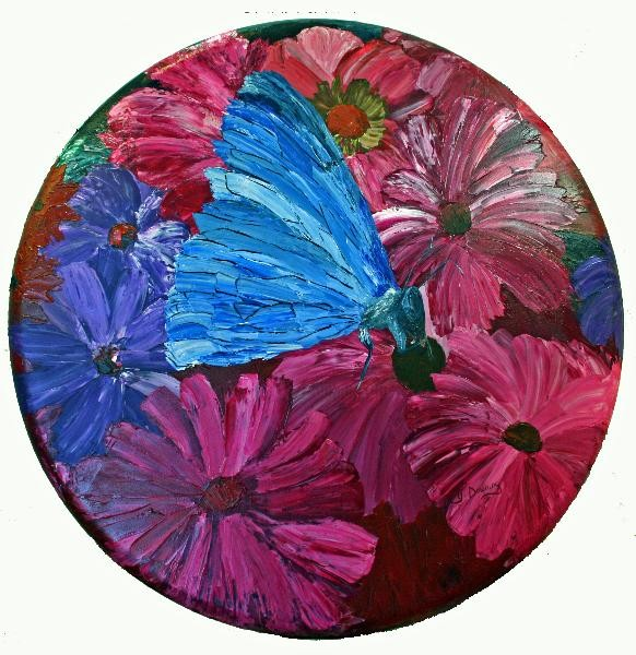 Yves Downing - De fleurs en fleurs