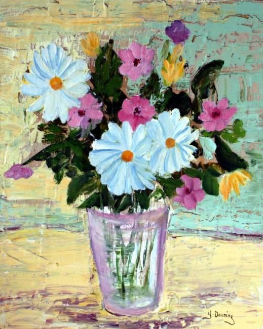 Yves Downing - Bouquet de saison