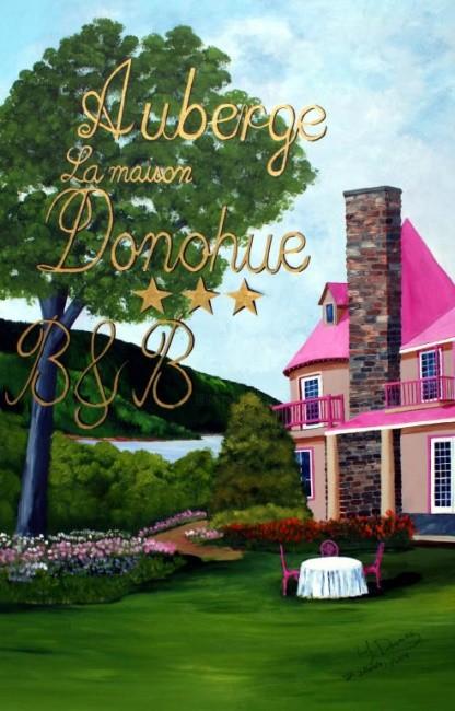 Yves Downing - La maison Donohue