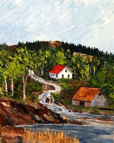 La maison des amoureux de la Rivière-au-Persil
