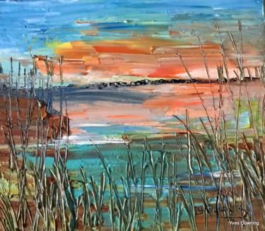 Crépuscule sur la Baie