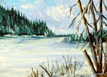 Février au lac Daigle