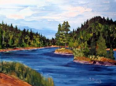 La baie des Iroquois