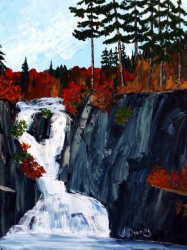 Le canyon de la rivière Ste-Anne